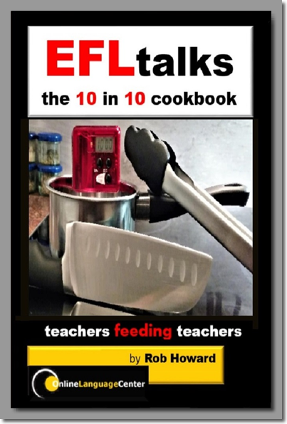 EFLtalks 10 in 10 Cookbook